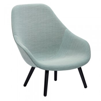 Hay - About a Lounge Chair High AAL92 fauteuil