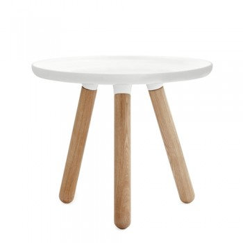 Normann Copenhagen - Tablo Round Bijzettafel Small