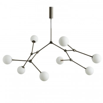 101 Copenhagen - Drop Chandelier Bulp Grey