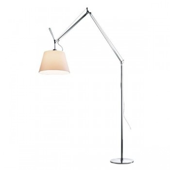 Artemide - Tolomeo Mega Terra vloerlamp - 32 cm Perkament