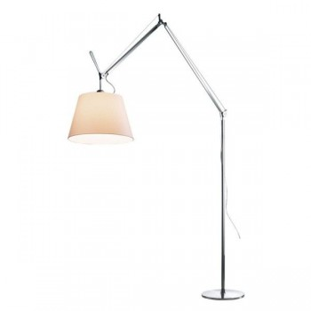 Artemide - Tolomeo Mega Terra vloerlamp - 36 cm Perkament