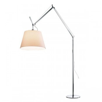 Artemide - Tolomeo Mega Terra vloerlamp - 42 cm Perkament