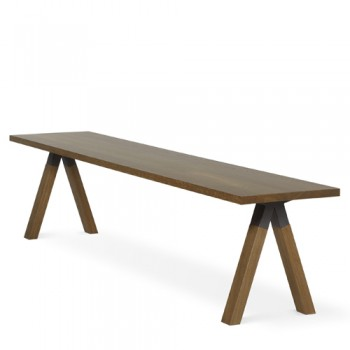 EYYE - Axxe Bench Craft eetkamerbank