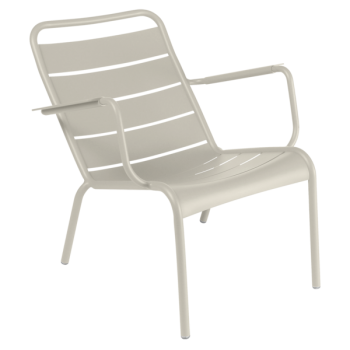 Fermob - Luxembourg Stacking Low Armchair