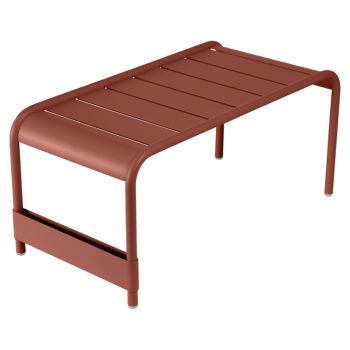 Fermob - Luxembourg Low Table/Garden Bench - Large