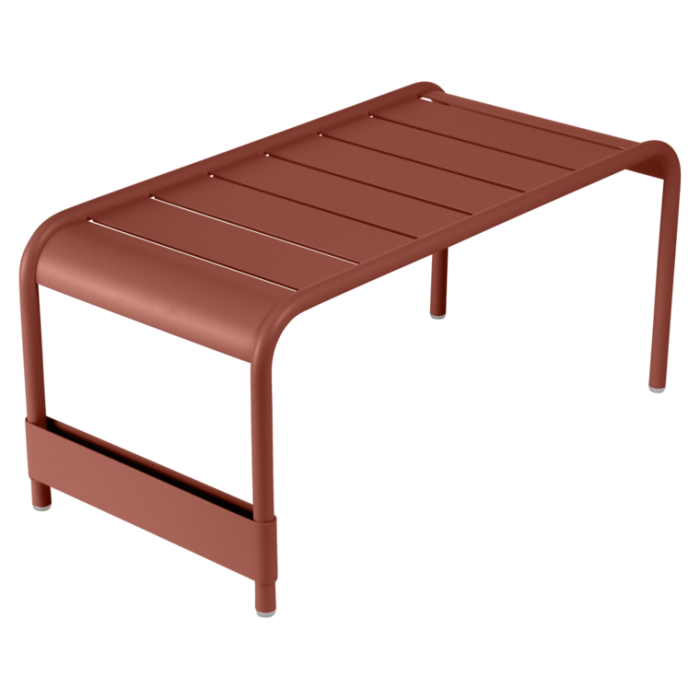 Astonishing Fermob Luxembourg Low Table Garden Bench Large Bralicious Painted Fabric Chair Ideas Braliciousco