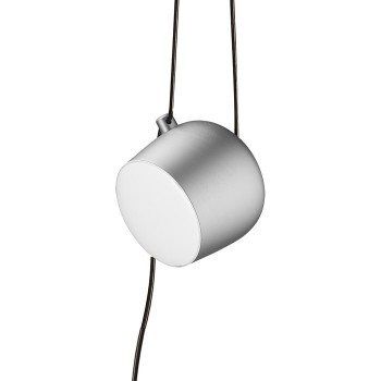 Flos - Aim hanglamp LED Steel Silver Anodized