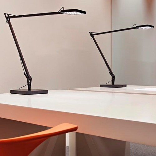 flos kelvin led base tafellamp bureaulamp