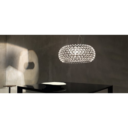 foscarini caboche hanglamp large led. Black Bedroom Furniture Sets. Home Design Ideas