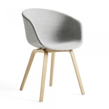 Hay - About a Chair - AAC23 eetkamerstoel - Mat lacquered oak veneer - Remix 123