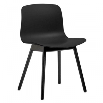 Hay - About a Chair - AAC12 eetkamerstoel - zwart eiken