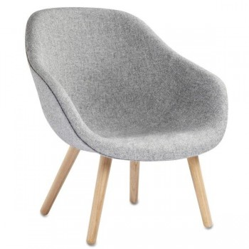 Hay - About a Lounge Chair Low AAL82 fauteuil