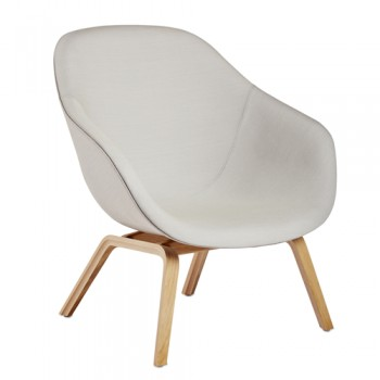Hay - About a Lounge Chair Low AAL83 fauteuil