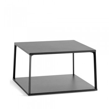Hay - Eiffel Square salontafel Ink Black