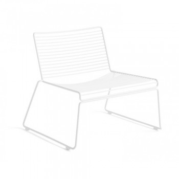 Hay - Hee Lounge Chair - White