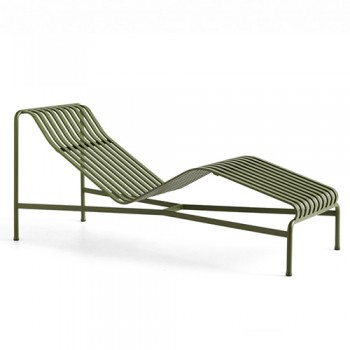 Hay - Palissade Chaise Longue