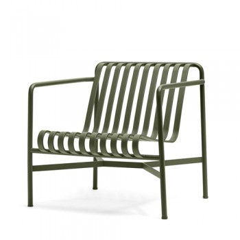 Hay - Palissade Lounge Chair - Low
