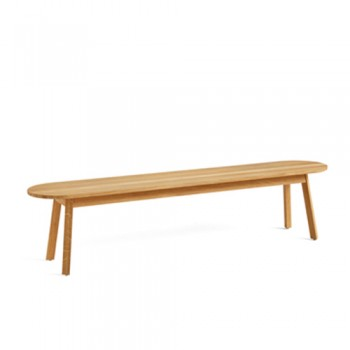 Hay - Triangle Leg bench 150 cm - Oiled Solid Oak