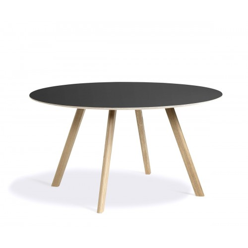hay copenhague table cph20 cph25. Black Bedroom Furniture Sets. Home Design Ideas