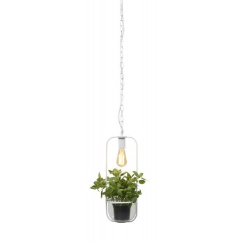 It's About RoMi - Florence plant holder/hanglamp - Wit