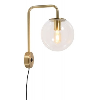 It's About RoMi - Warsaw wandlamp - Goud