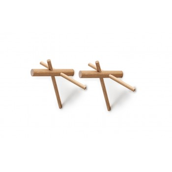Normann Copenhagen - Sticks Hooks nature