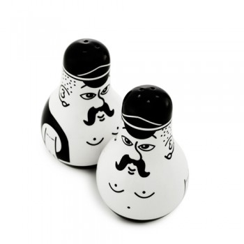 Normann Copenhagen - Friends Salt & Pepper set