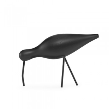Normann Copenhagen - Shorebird - Black-Black