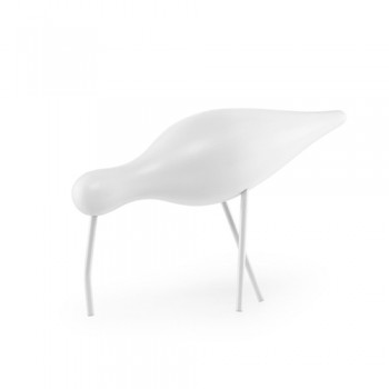 Normann Copenhagen - Shorebird - White-White