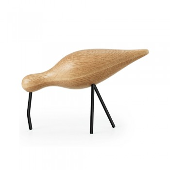 Normann Copenhagen - Shorebird - Black legs