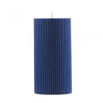 Normann Copenhagen - Grooved Block Candle