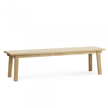 Normann Copenhagen - Slice Bench vol. 2 Oak