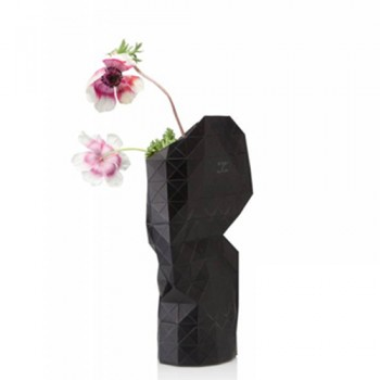 Pepe Heykoop - Paper Vase cover Black