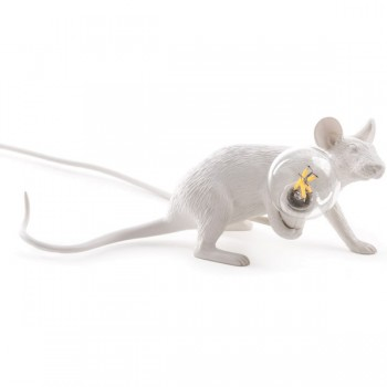 Seletti - Mouse Lamp liggend