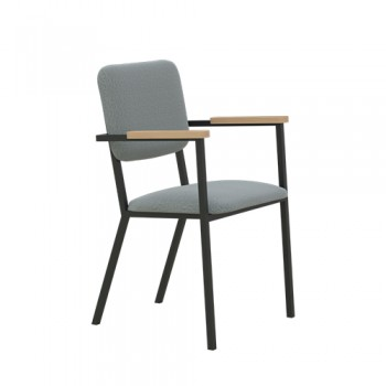 Studio Henk - Co chair met armleuning